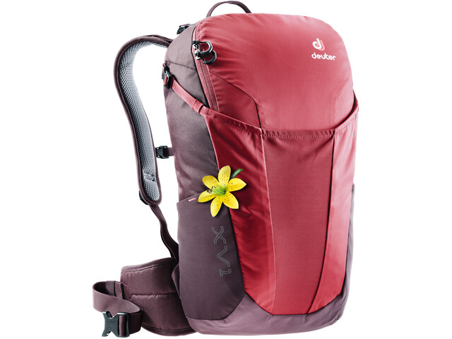 Deuter XV 1 SL Backpack Dame cranberry-aubergine